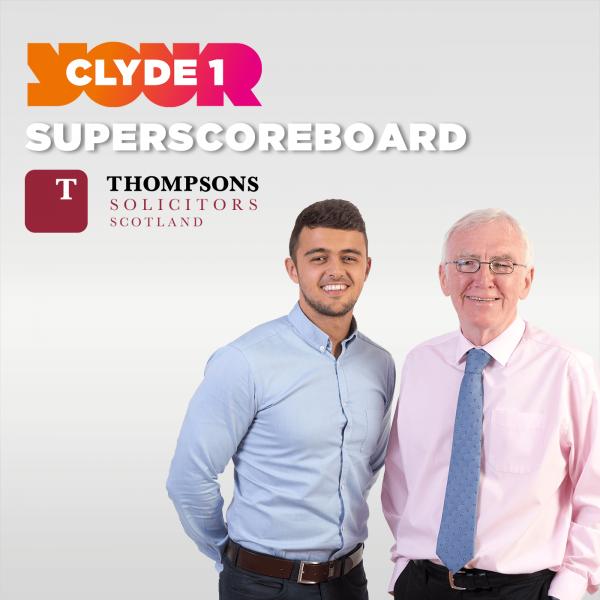 Radio Clyde - Superscoreboard